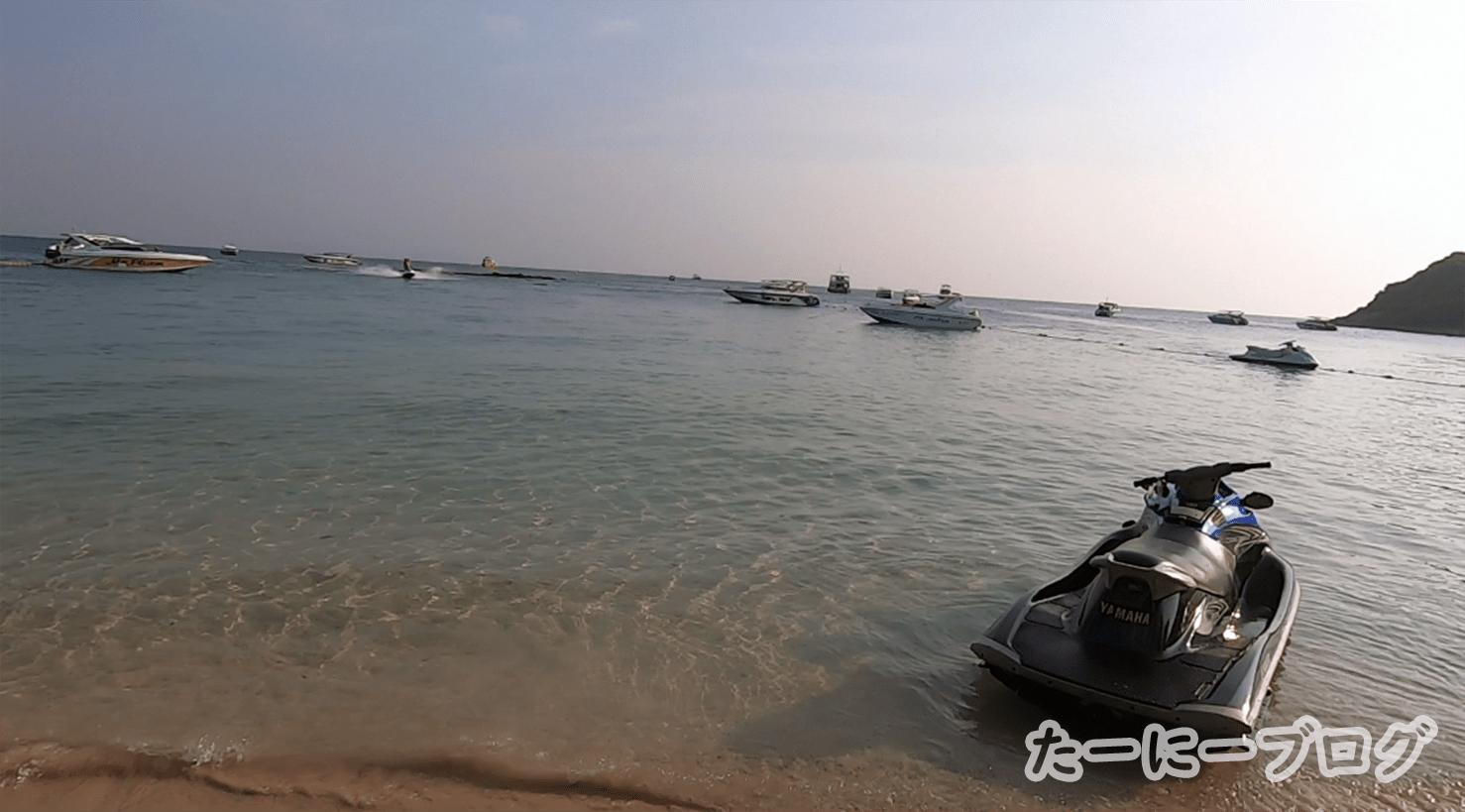 ラン島ヌアンビーチ
